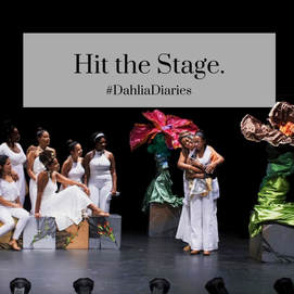 stage play in nyc, the blakk dahlia